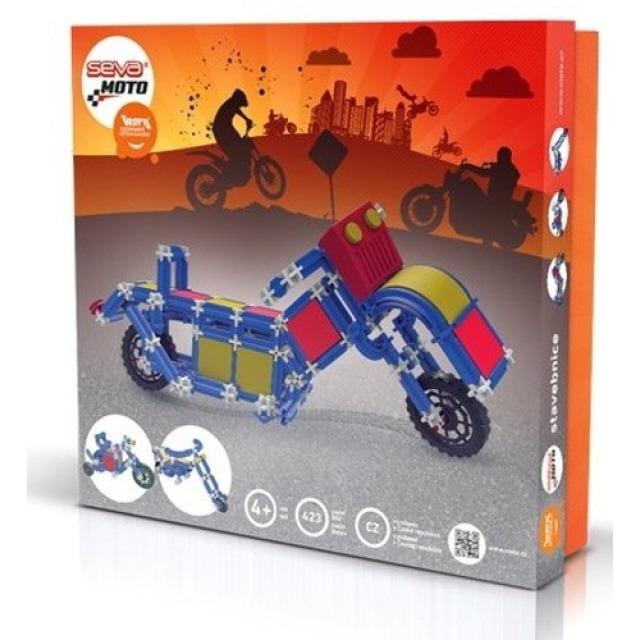 Obrázek produktu SEVA Moto, 423 dílků