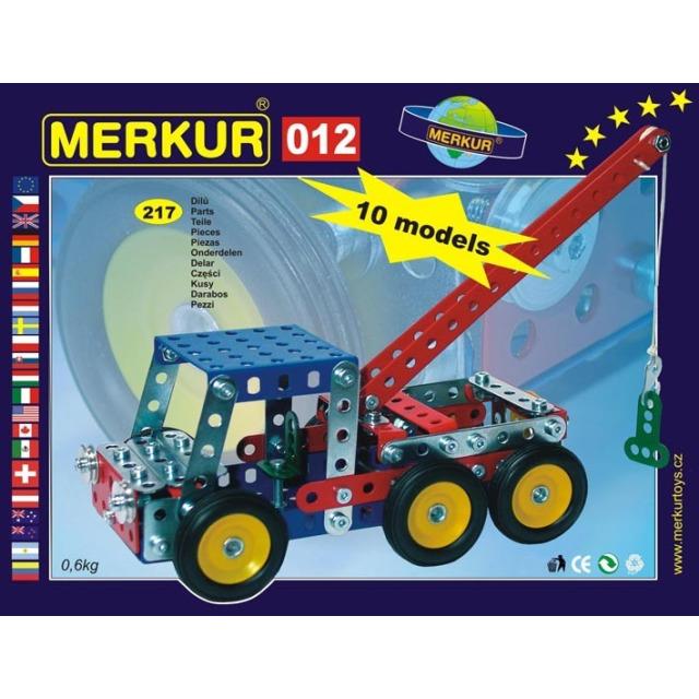 Obrázek produktu Merkur 12 Odtahové vozidlo