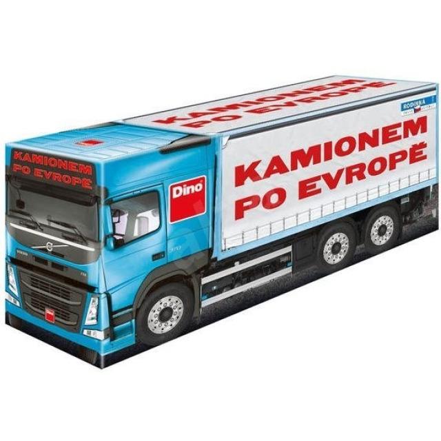 Obrázek produktu Kamionem po Evropě, Dino