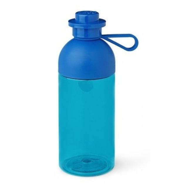 Obrázek produktu LEGO Láhev na pití transparentní 0,5l modrá