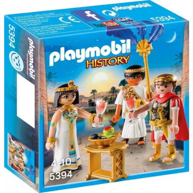 Obrázek produktu Playmobil 5394 César a Kleopatra