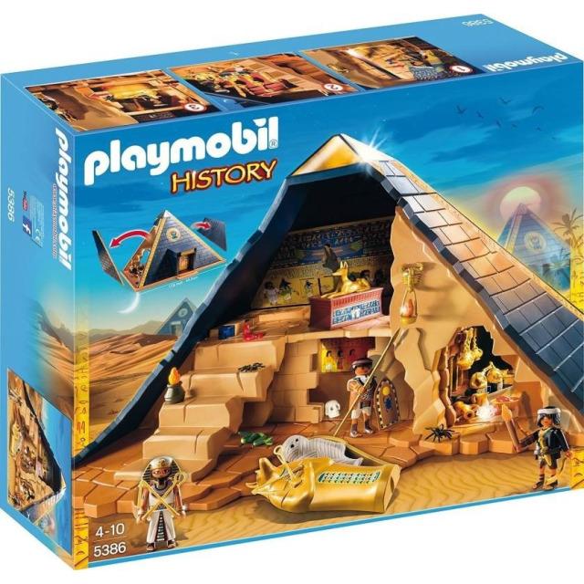 Obrázek produktu Playmobil 5386 Faraonova pyramida