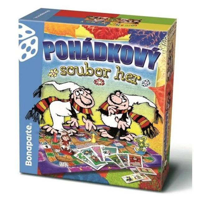 Obrázek produktu Bonaparte Pohádkový soubor her