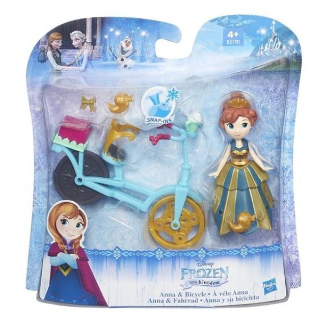 Obrázek produktu Frozen Ledové království Anna s kolem, Hasbro B5190