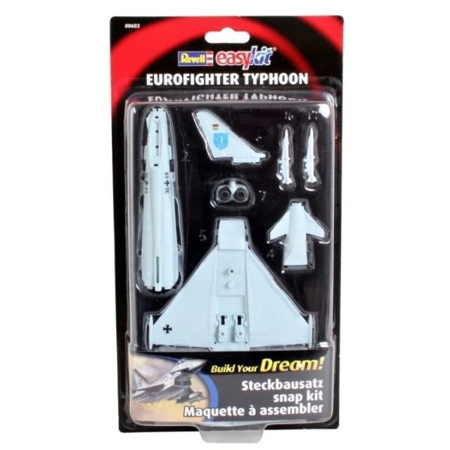 Obrázek produktu Revell easy kit 00603 EUROFIGHTER TYPHOON 1:100