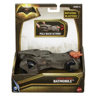Obrázek 1 produktu Batman vs. Superman Batmobil, Mattel DKC53