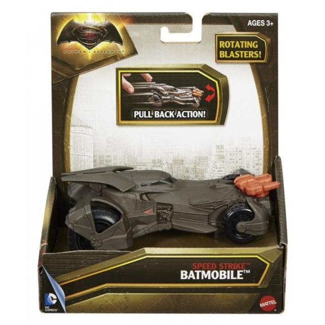 Obrázek produktu Batman vs. Superman Batmobil, Mattel DKC53