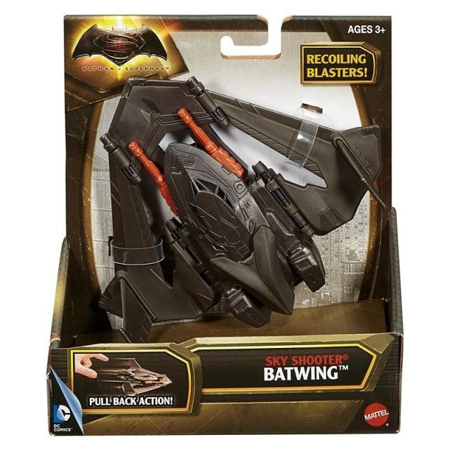 Obrázek produktu Batman vs. Superman Batwing, Mattel DKC56