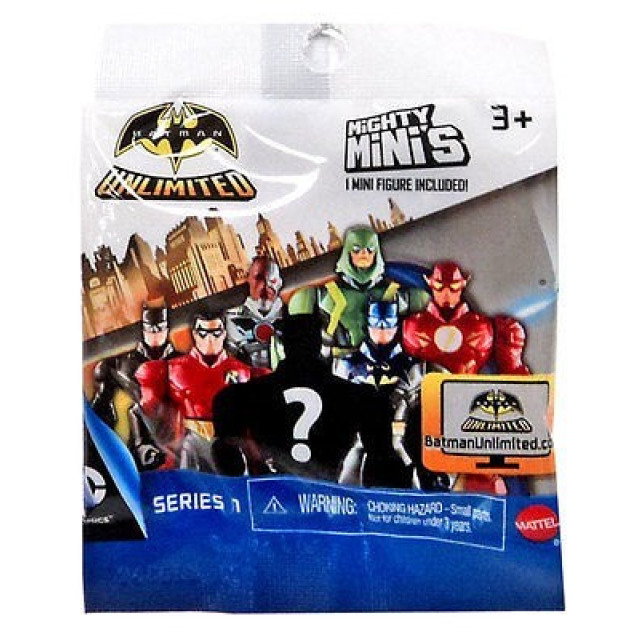 Obrázek produktu Figurka Batman Unlimited v sáčku, Mattel DKN51