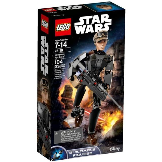 Obrázek produktu LEGO Star Wars 75119 Seržantka Jyn Erso