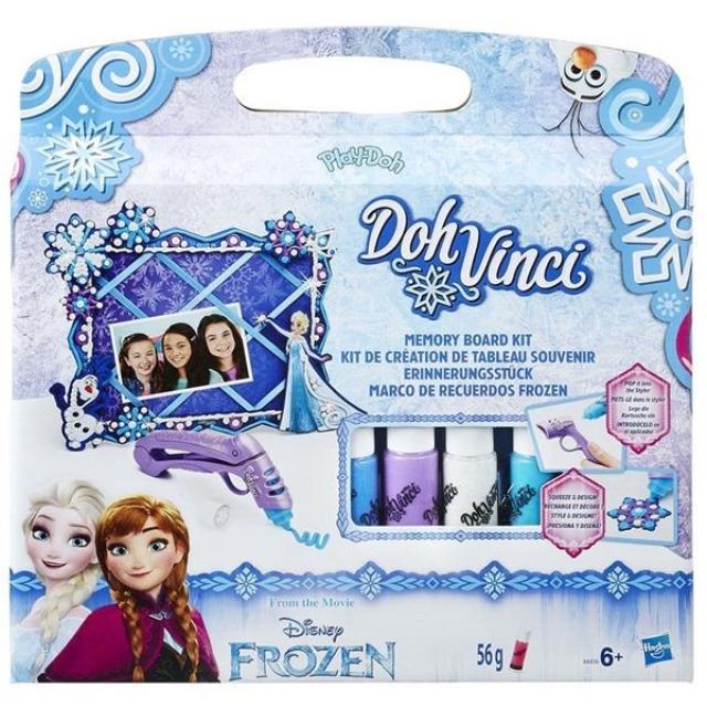 Obrázek produktu Play Doh Dohvinci Dekorační sada Olaf a Elsa