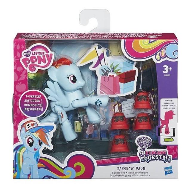 Obrázek produktu MLP My Little Pony - Rainbow Dash s kloubovými body