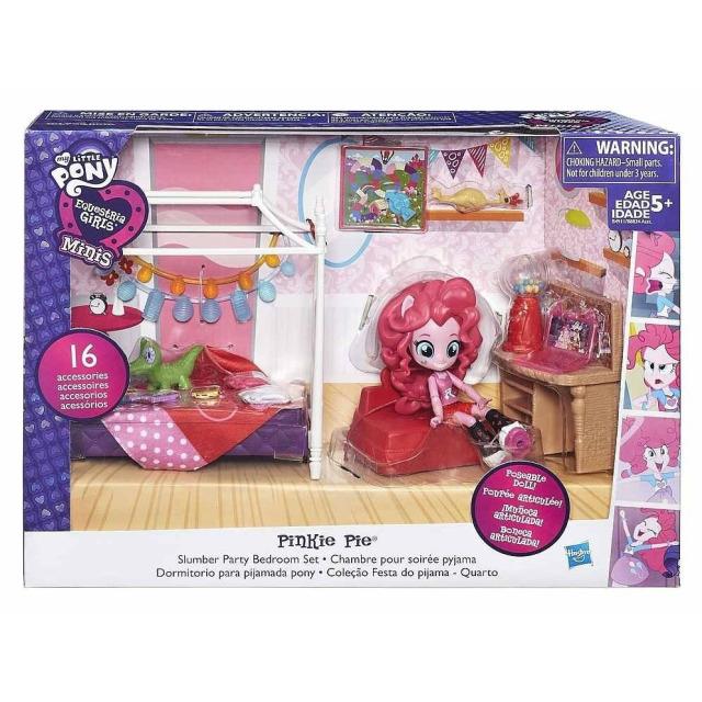 Obrázek produktu MLP My Little Pony - Equestria Girls Pokojíček Pinkie Pie, Hasbro B4911