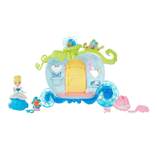 Obrázek produktu Disney princezna Popelka a kouzelná dýně, Hasbro B5345