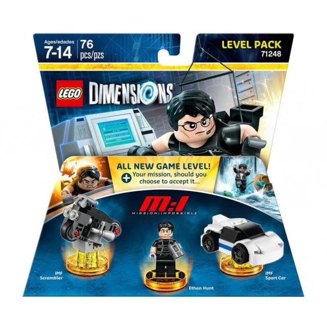 Obrázek produktu LEGO Dimensions 71248 Level Pack: Mission: Impossible