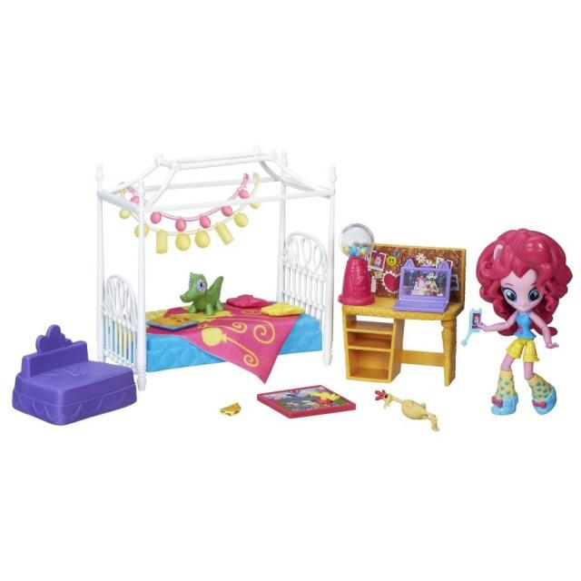 Obrázek produktu MLP My Little Pony - Equestria Girls Pokojíček Pinkie Pie, Hasbro B8844