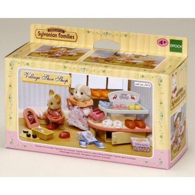 Obrázek produktu Sylvanian Families 4862 Venkovský obchod s obuví
