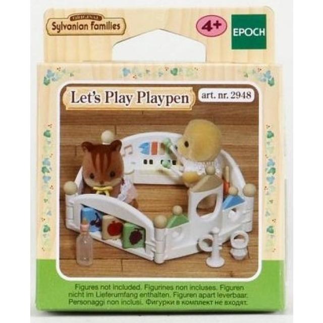 Obrázek produktu Sylvanian Families 4457 Nábytek - dětská ohrádka