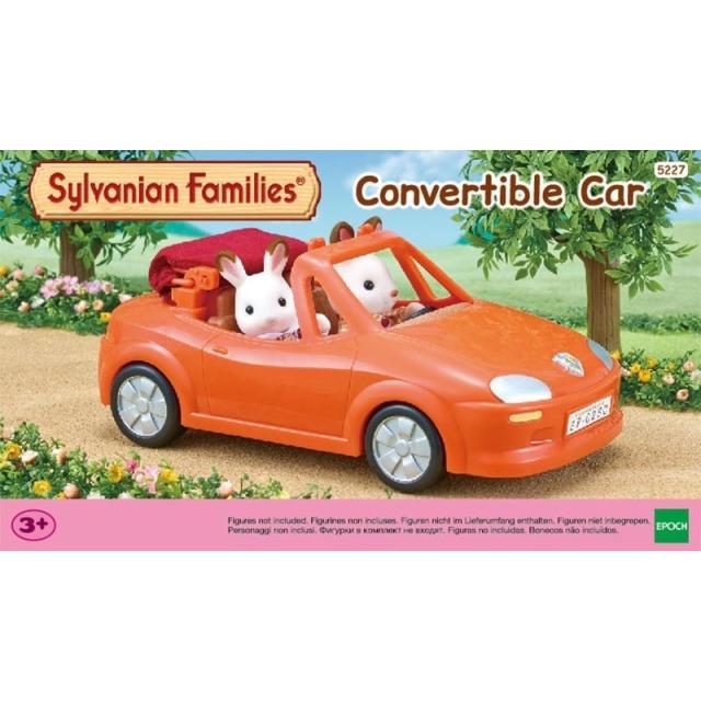 Obrázek produktu Sylvanian Families 5227 Kabriolet auto