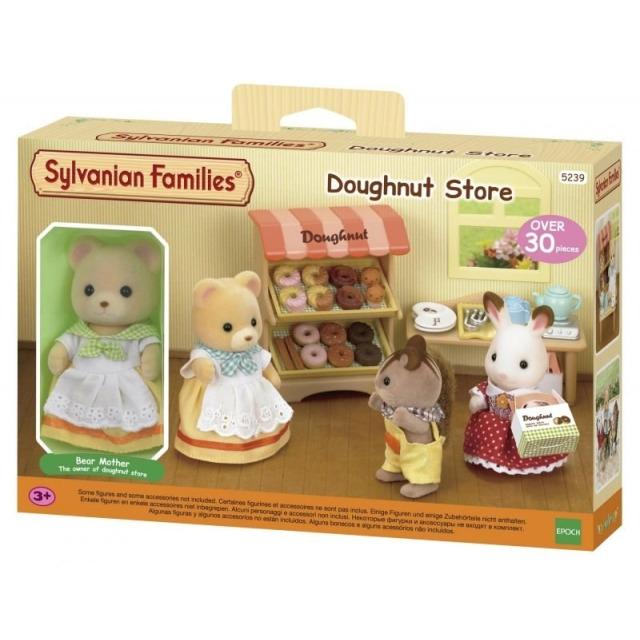Obrázek produktu Sylvanian Families 5239 Obchod s koblihami
