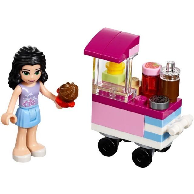 Obrázek produktu LEGO FRIENDS 30396 Emma a Zmrzlinový stánek