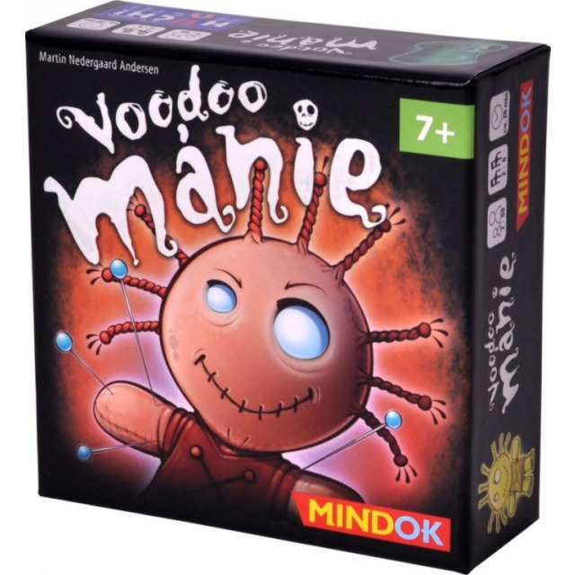 Obrázek produktu Voodoo Mánie, karetní hra