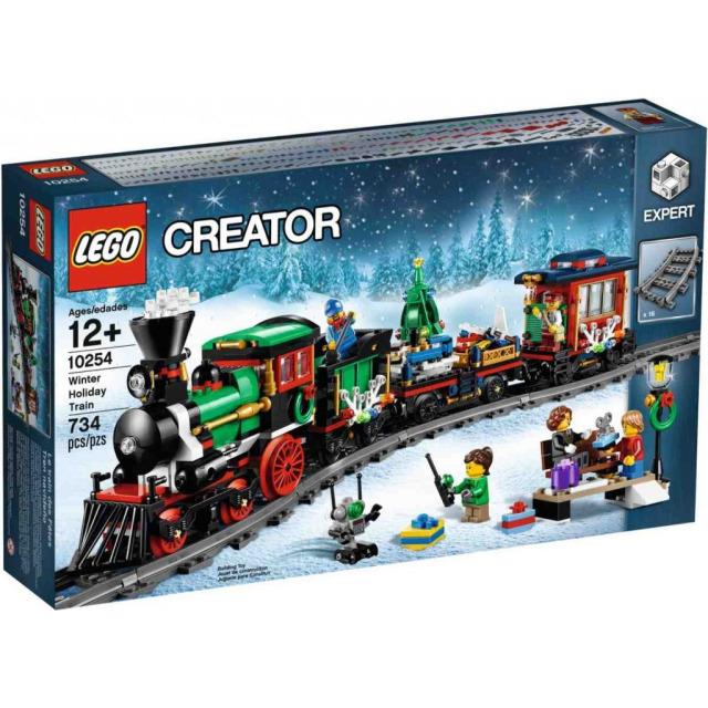 Obrázek produktu LEGO Creator 10254 Zimní sváteční vlak
