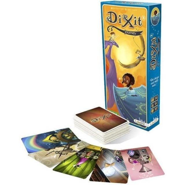 Obrázek produktu DIXIT 3.rozšíření - Journey, rodinná hra