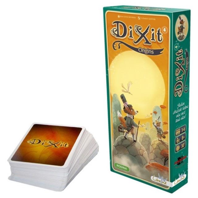 Obrázek produktu DIXIT 4.rozšíření - Origins, rodinná hra