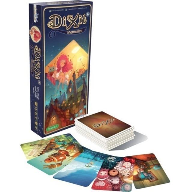 Obrázek produktu DIXIT 6.rozšíření - Memories, rodinná hra