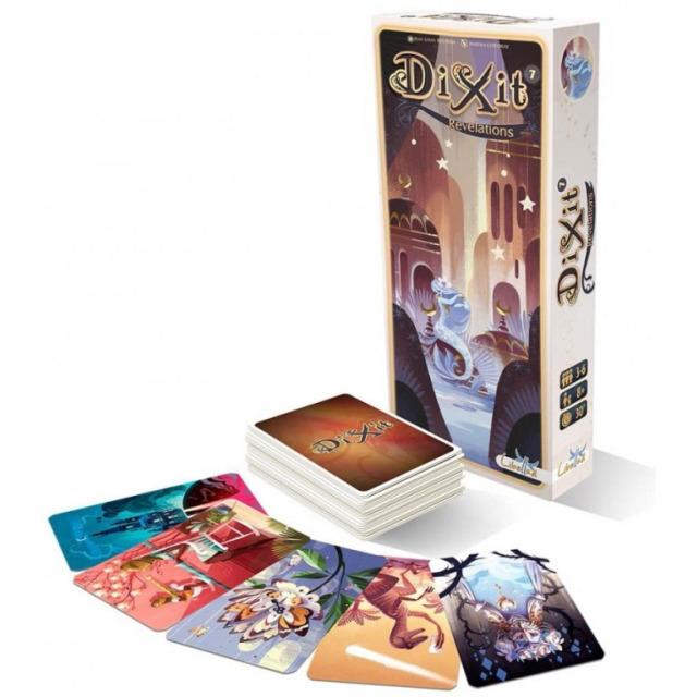 Obrázek produktu DIXIT 7.rozšíření - Revelations , rodinná hra