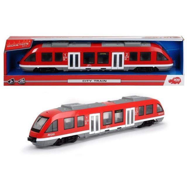 Obrázek produktu Vlak City Regio 45cm, Dickie