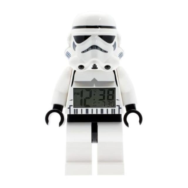 Obrázek produktu LEGO Star Wars Stormtrooper hodiny s budíkem