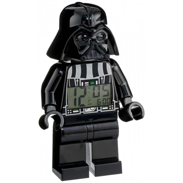 Obrázek produktu LEGO Star Wars Darth Vader hodiny s budíkem