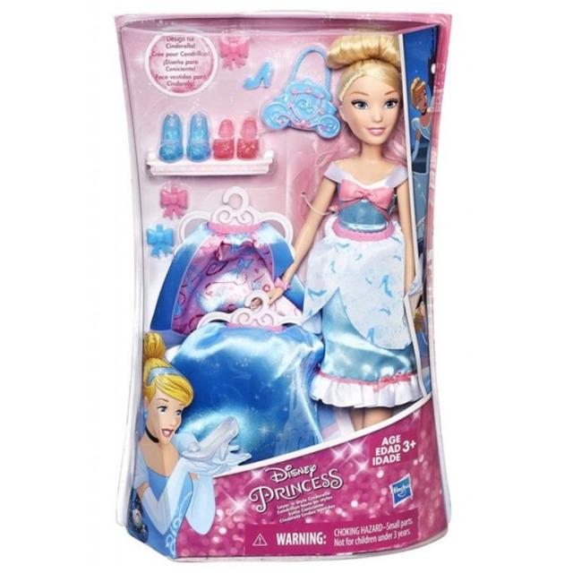 Obrázek produktu Disney princezna Popelka s nahradnímy šaty