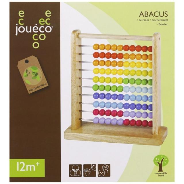 Obrázek produktu Počítadlo dřevěné Deluxe