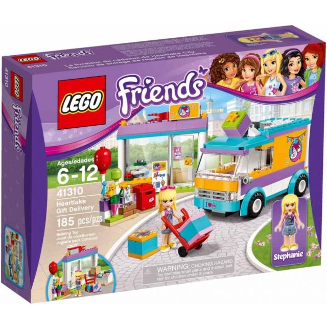 Obrázek produktu LEGO Friends 41310 Dárková služba v městečku Heartlake