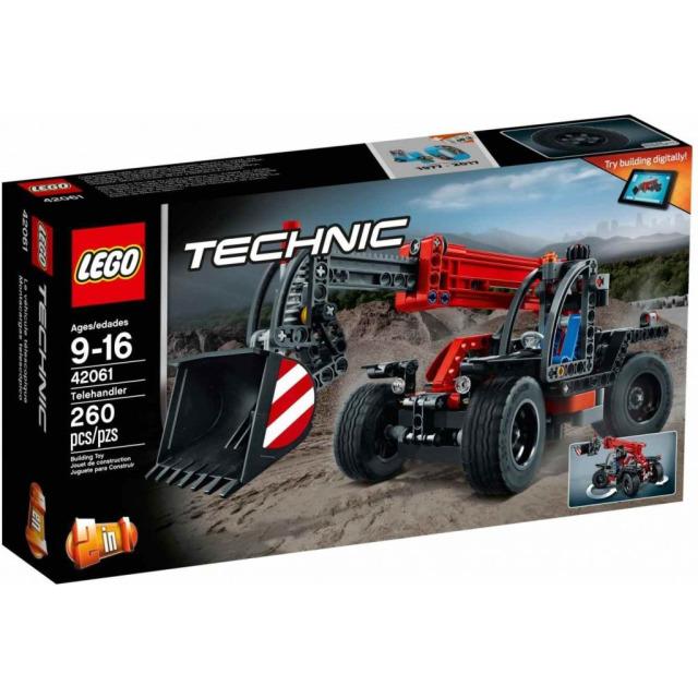 Obrázek produktu LEGO Technic 42061 Nakladač