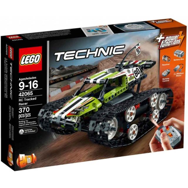 Obrázek produktu LEGO Technic 42065 RC pásový závoďák