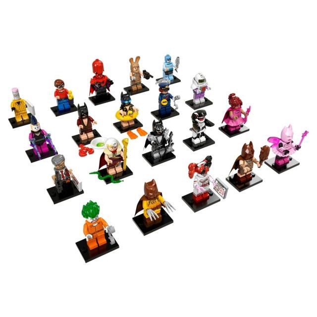 Obrázek produktu LEGO 71017 kolekce 20 minifigurek série Batman
