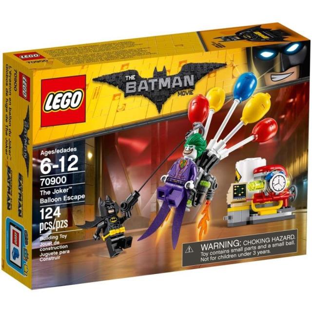 Obrázek produktu LEGO Batman Movie 70900 Jokerův útěk v balónu