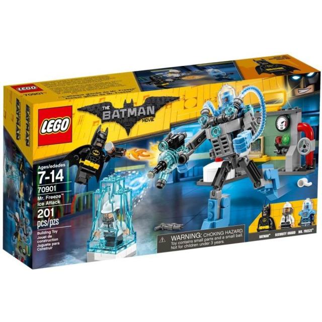 Obrázek produktu LEGO Batman Movie 70901 Ledový útok Mr. Freeze™