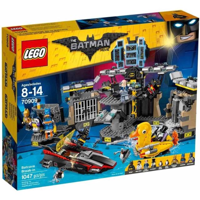 Obrázek produktu LEGO Batman Movie 70909 Vloupání do Batcave