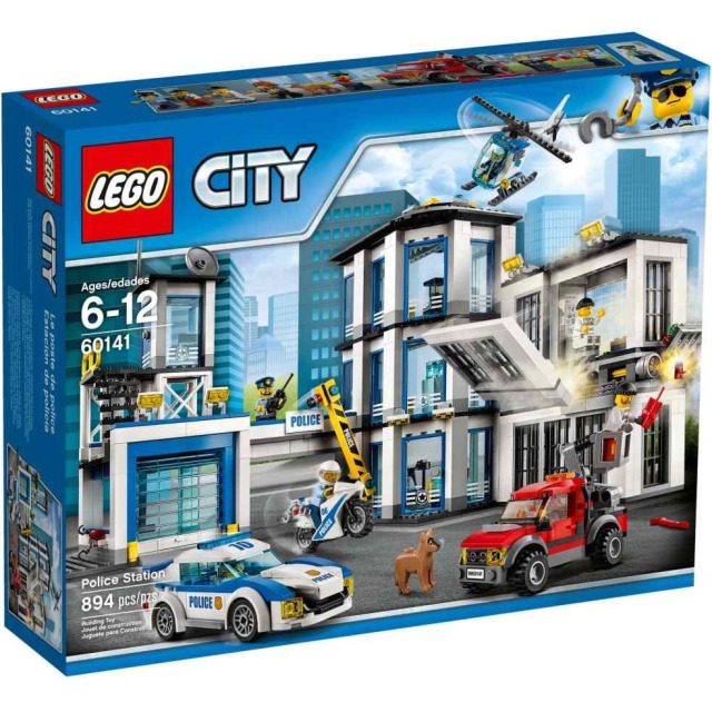 Obrázek produktu LEGO CITY 60141 Policejní stanice