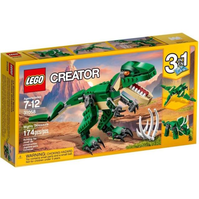 Obrázek produktu LEGO CREATOR 31058 Úžasný dinosaurus