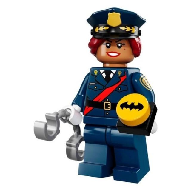 Obrázek produktu LEGO 71017 minifigurka Barbara Gordon