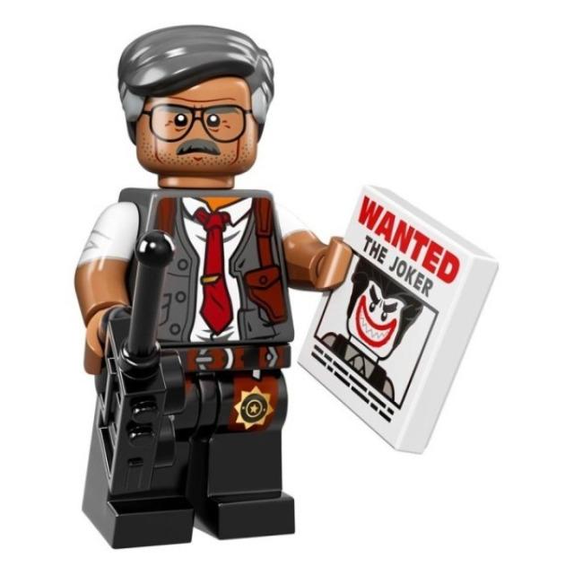 Obrázek produktu LEGO 71017 minifigurka Komisař Gordon