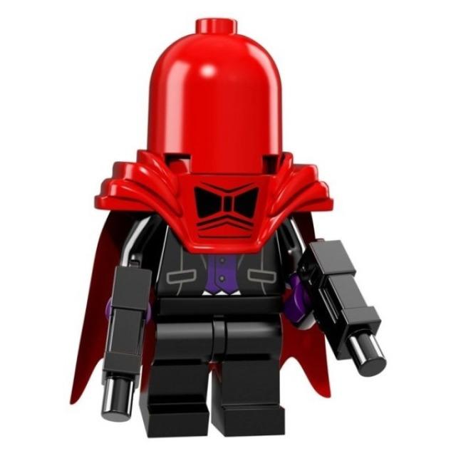 Obrázek produktu LEGO 71017 minifigurka Batman Červená karkulka