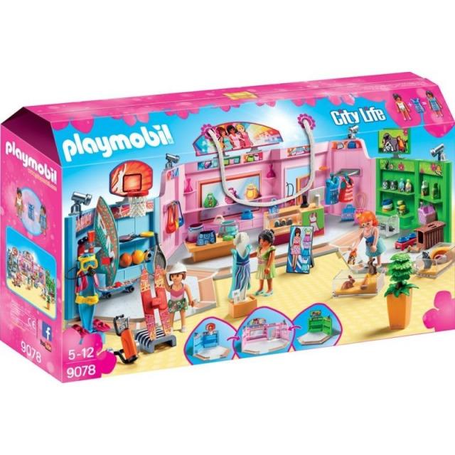 Obrázek produktu Playmobil 9078 Nákupní centrum