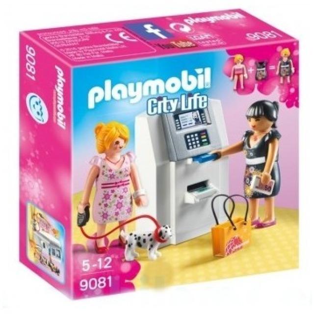 Obrázek produktu Playmobil 9081 Bankomat
